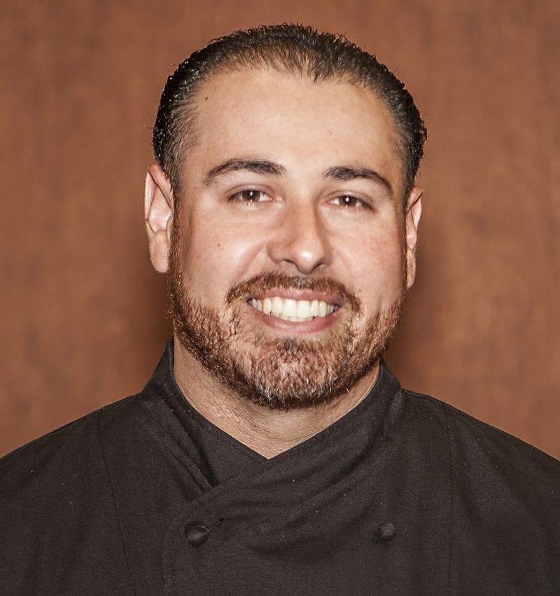 Chef Benjamin Udave