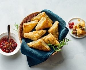 Tourtiere Turnovers