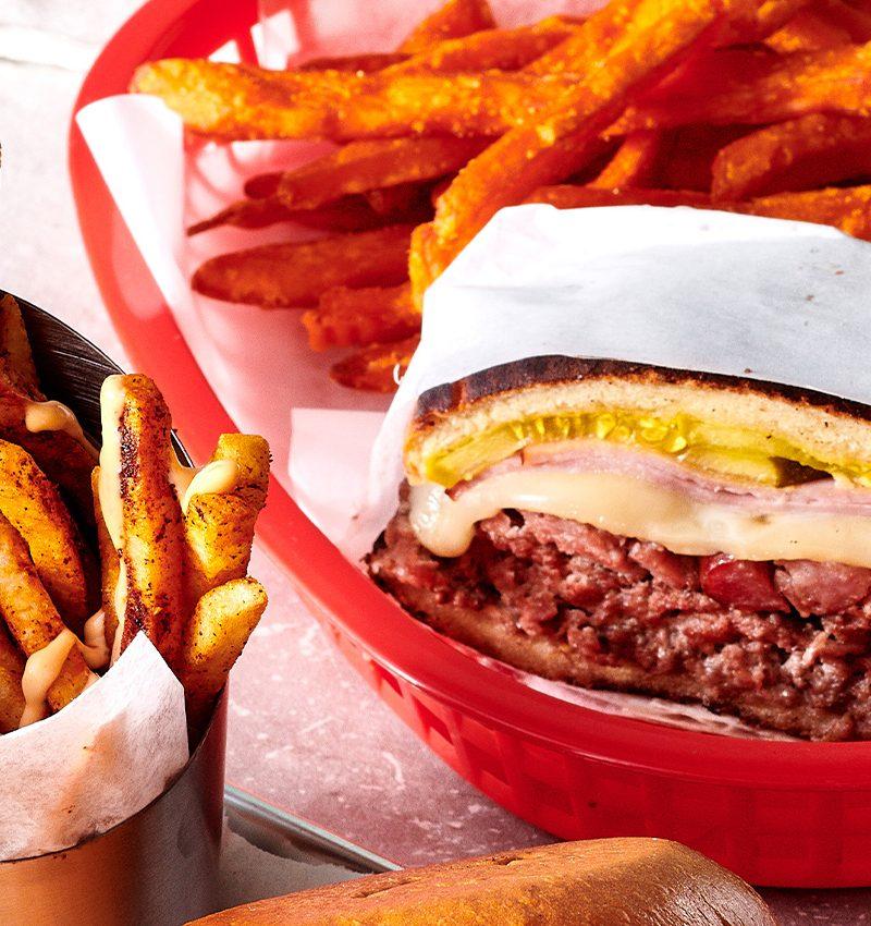 Cuban Burger