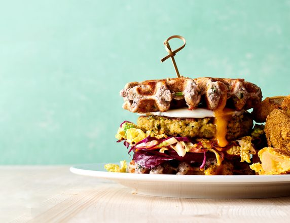 Hatch Chile Wafflewich