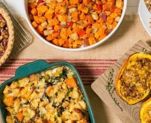 Plant-based cooking for the holidays