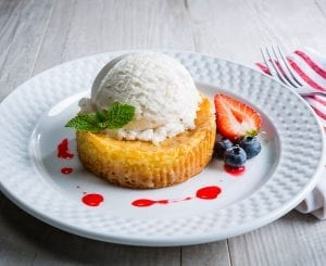 Sysco Classic Brown Butter Cakes