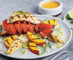 Saddleback Lobster Tails