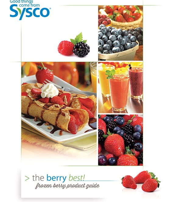 Frozen Berries Catalog