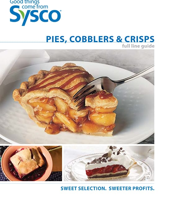 Pies, Cobblers and Crisps