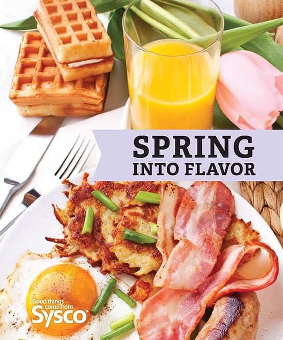 Spring Into Flavor Catalog