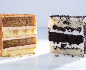 Luscious Layers Cake