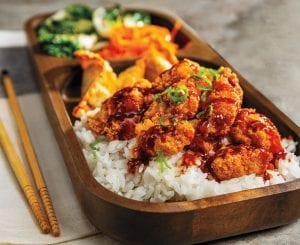 Karaage Chicken Bento Box