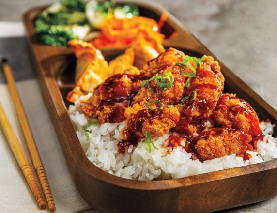 Karaage Chicken Bento Box