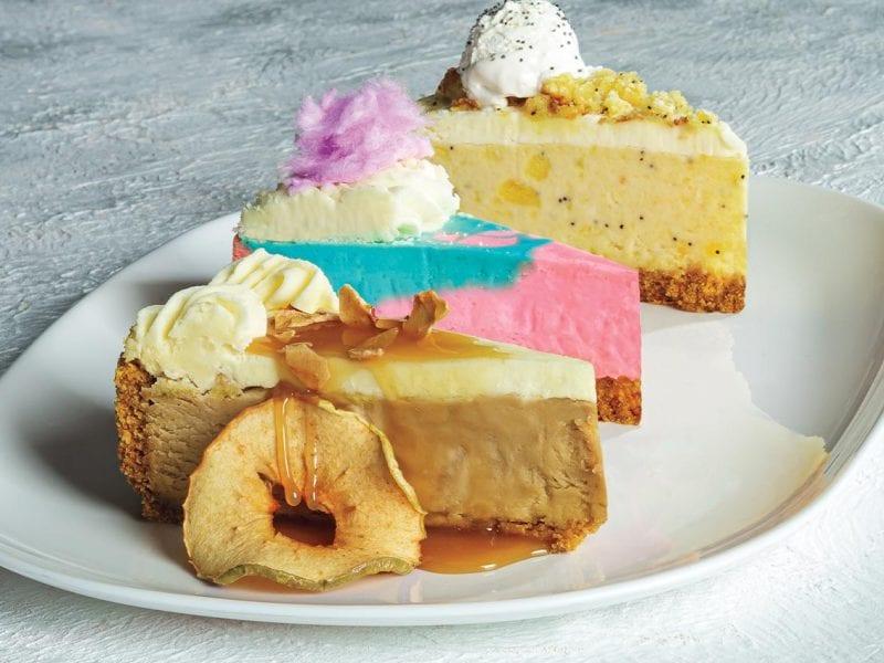 CES Dessert Mashups