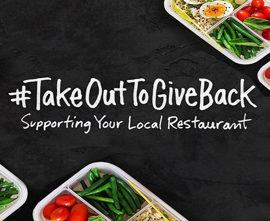 Sysco take out to give back