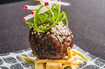 Sysco Simply - Plant based meatball