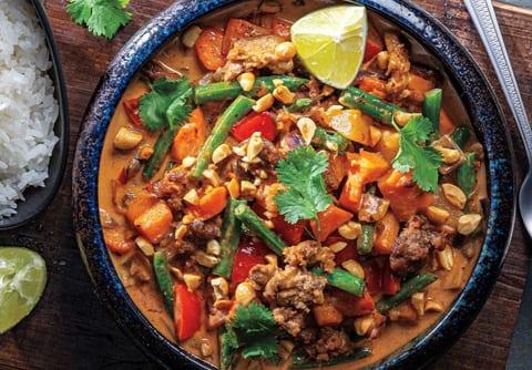 Sysco Simply Vegan Thai Massaman Curry