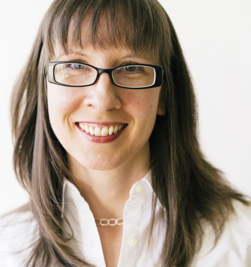 Portrait of Chef Sharon Steward