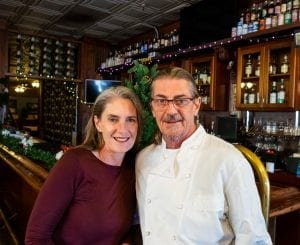 Kelly and Russell Loub, LABCo Restaurant & Meat Market owners