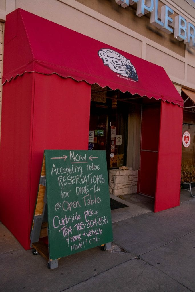 LABCo Restaurant entrance
