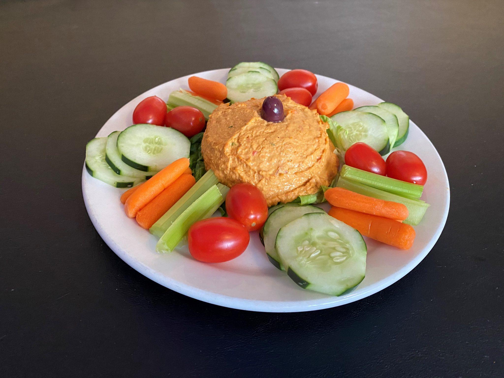 Hummus dip - Blue Sky Cafe