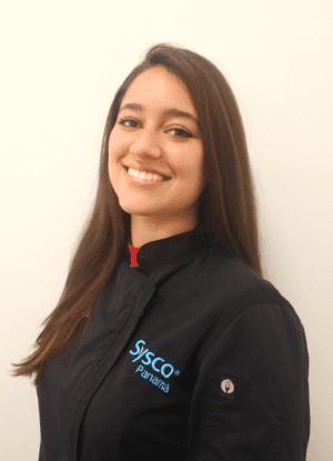 Chef Orianna Mendez portrait