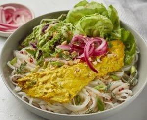 Cha Ca Style Alaska Rockfish - Portico Seafood