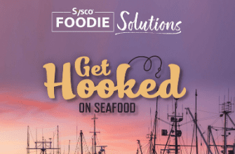 Get Hooked on Seafood Billboard Image cover