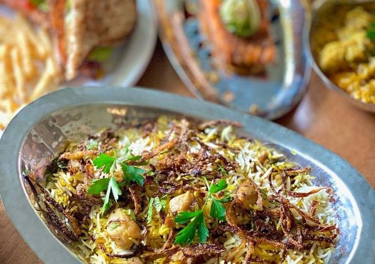 Gather Cafe Bistro Bar Food Plate