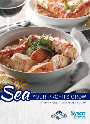 Portico Seafood Brochure & Inspiration