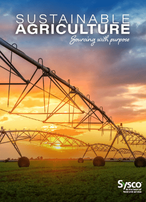 Sysco's Sustainable Agriculture Poster
