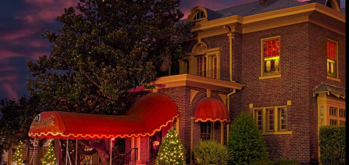Jimmy Kelly's Steakhouse  Restaurant's entrance