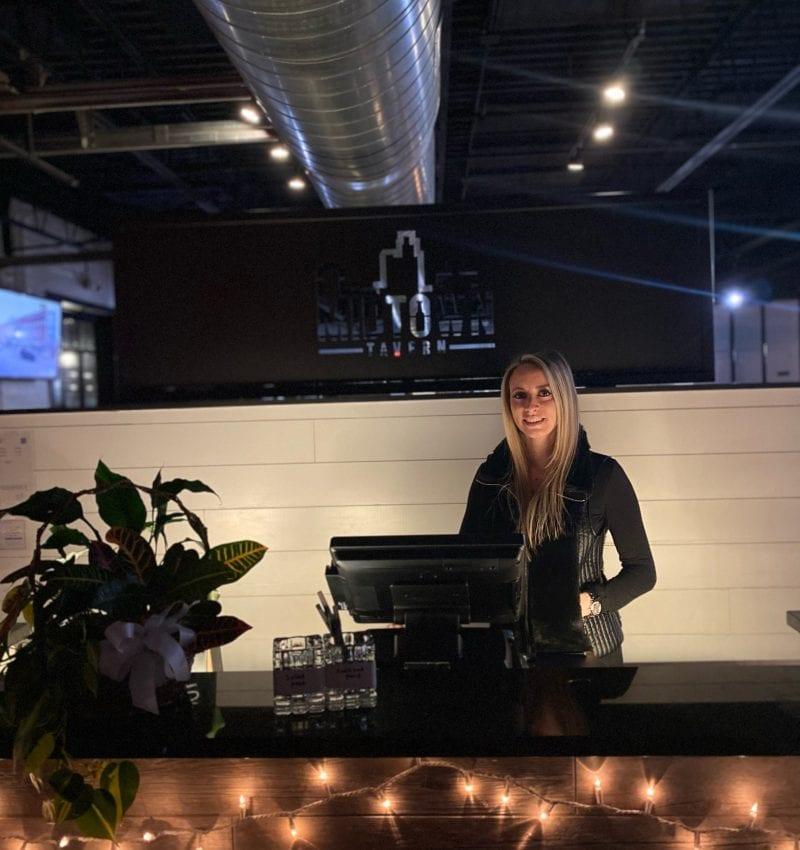 Susan Shall, co-owner at Midtown Tavern Restaurant and Bar