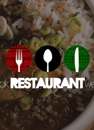 Black Restaurant Week Banner