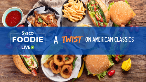 Foodie Live A Twist On American Classics